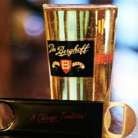 The Berghoff Vinyl Bottle Opener available to purchase.
